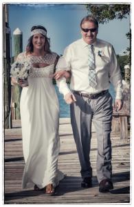 Marathon wedding video