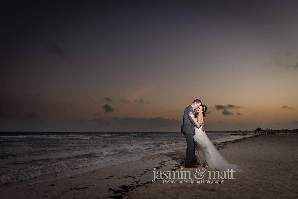 Cancun wedding video