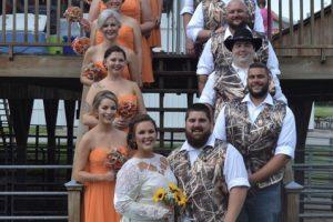 Liberty Township, Ohio wedding
