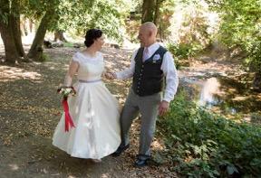 Fairfax wedding video