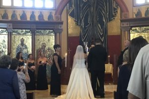 California Orthodox Wedding Video