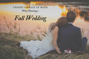 Fall Wedding Guest Post