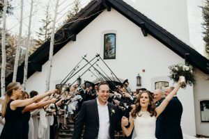 Sonnenalp Wedding CO
