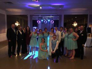 20k wedding in Ann Arbor