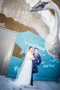 Outdoor Wedding in Alberta, Canada