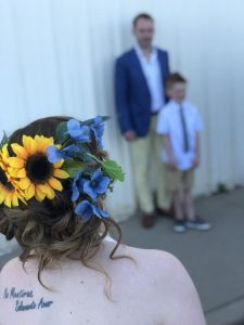 5K local wedding in Colorado