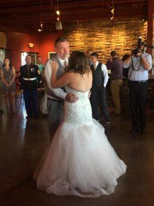 wedding in Green Bay