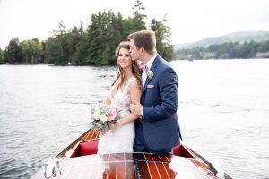 Wedding at Lake George