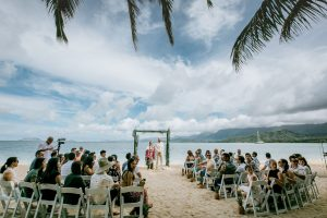 Oahu, Hawaii Wedding