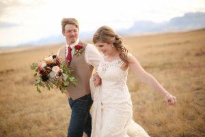 Montana wedding video