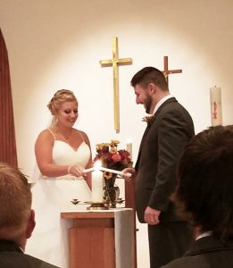 Ironwood, MI wedding video