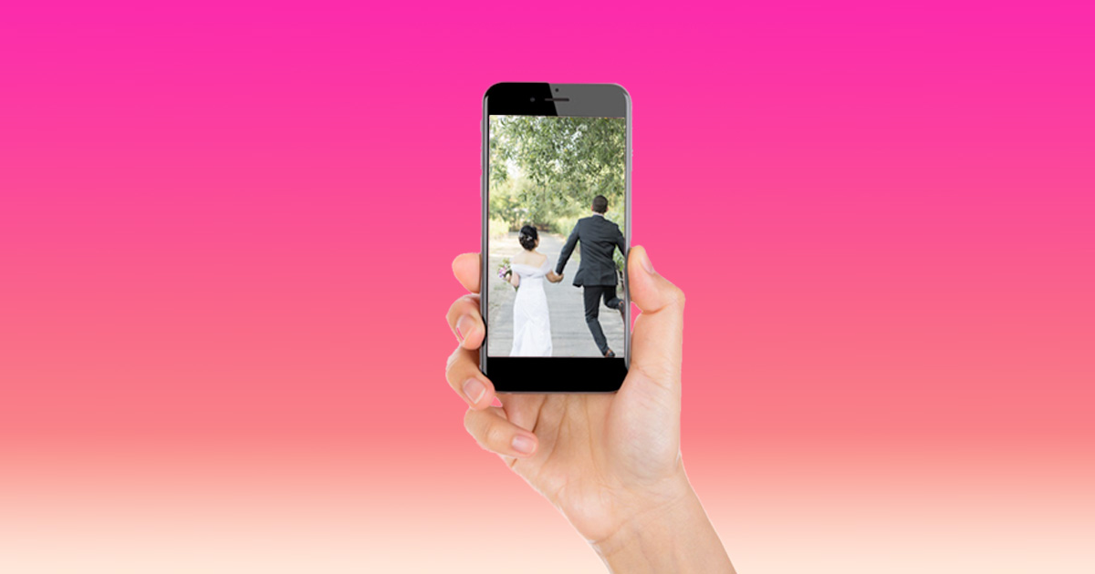 The fun and modern way to create your wedding video